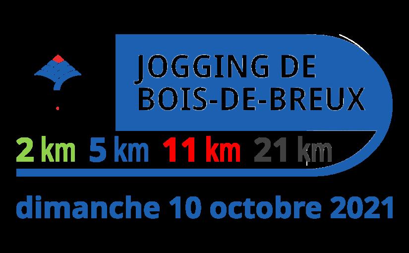 8e édition du Partners Assurances Jogging de Bois-de-Breux